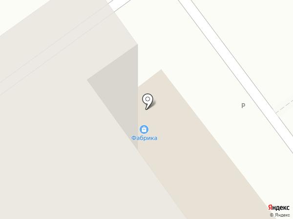 Фабрика на карте Балашихи