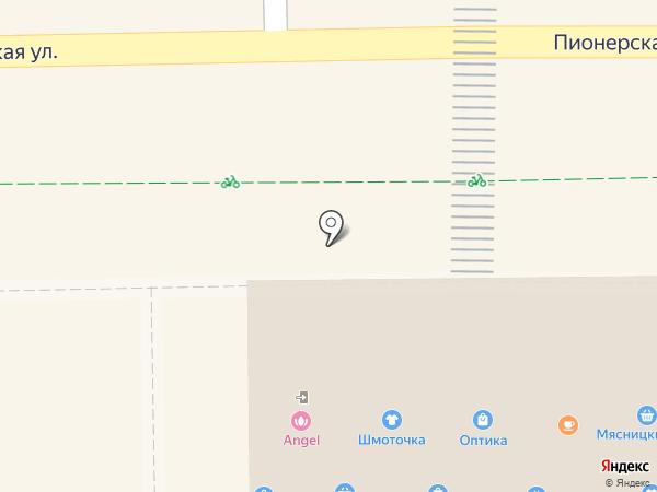 ЭКО мясо на карте Балашихи