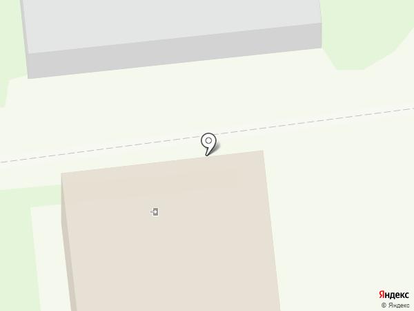 Чемпионика на карте Балашихи