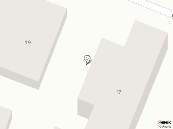 Тонкий мыс на карте Геленджика