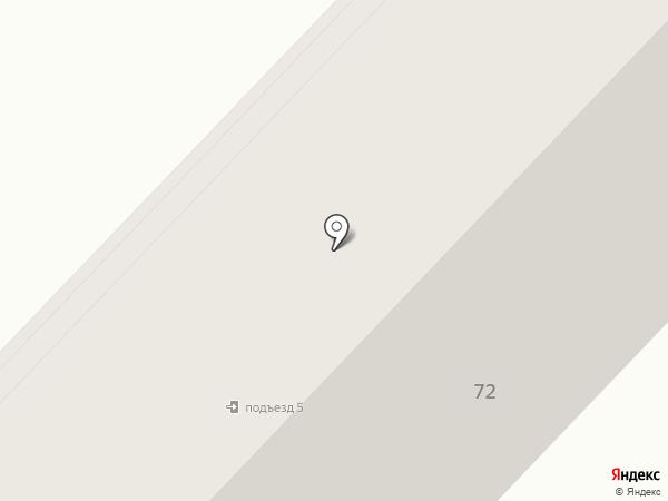 Оля на карте Макеевки
