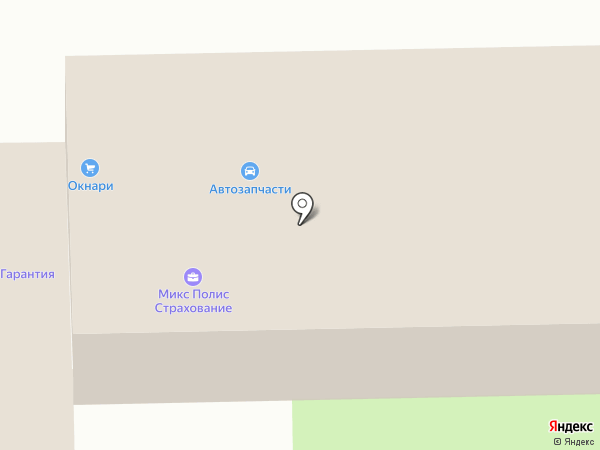 Электродока на карте Железнодорожного