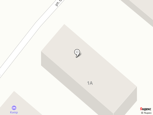 КИПР на карте Геленджика