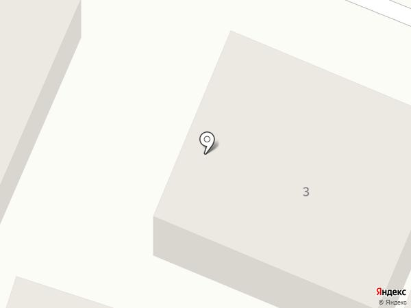 Аритэль на карте Геленджика