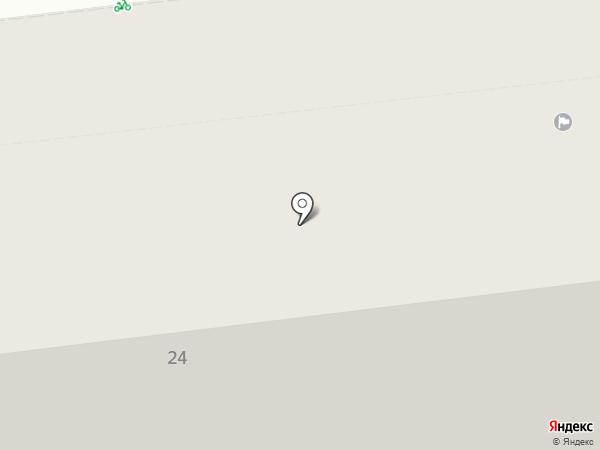 РЕСО-Гарантия, ОСАО на карте Железнодорожного