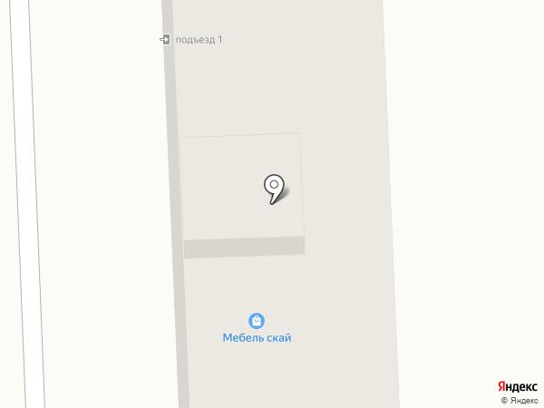 Скай на карте Макеевки