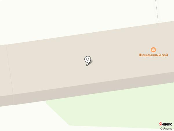СВ на карте Железнодорожного