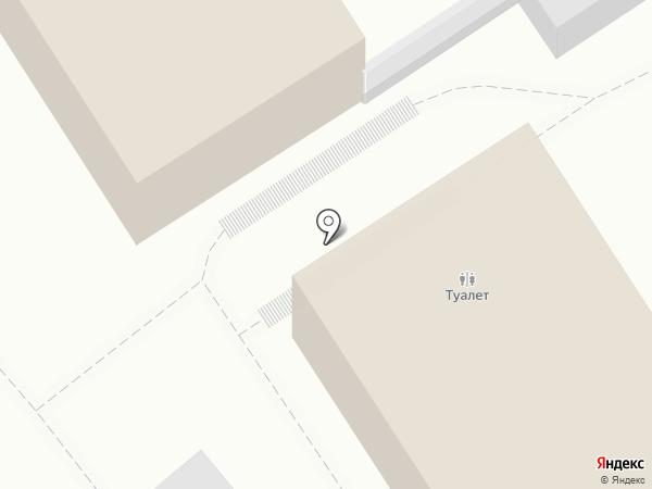 Одри на карте Геленджика