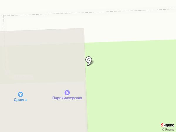 Диана на карте Балашихи