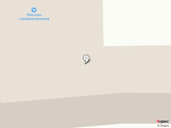 Акватория на карте Щёлково