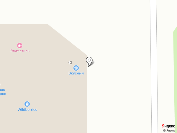 Магазин конфет на карте Балашихи