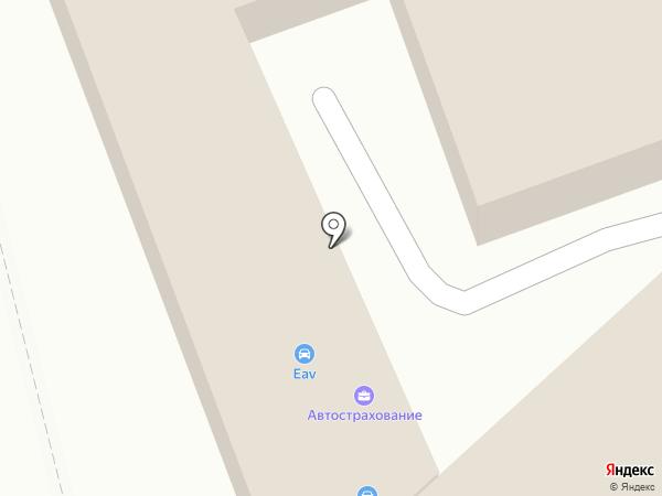 АтомАвто на карте Железнодорожного