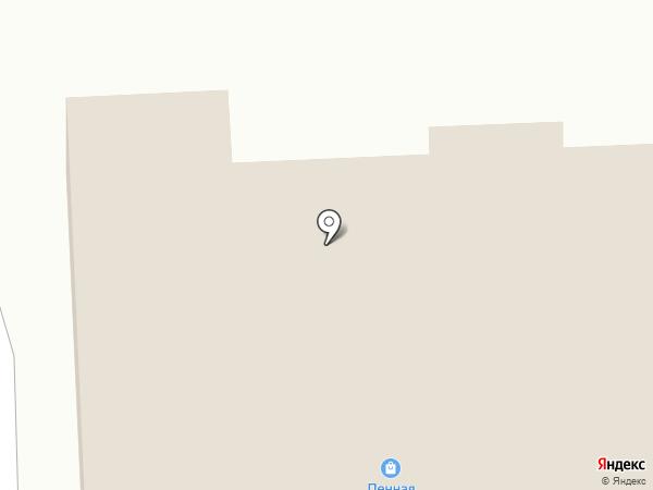 Магазин швейной фурнитуры на карте Макеевки
