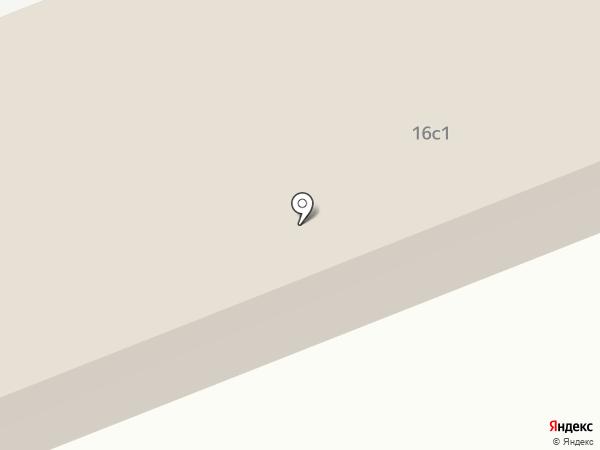 Исток-строй на карте Фрязино