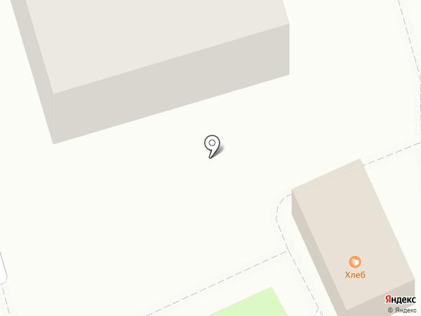Первая полоса на карте Железнодорожного