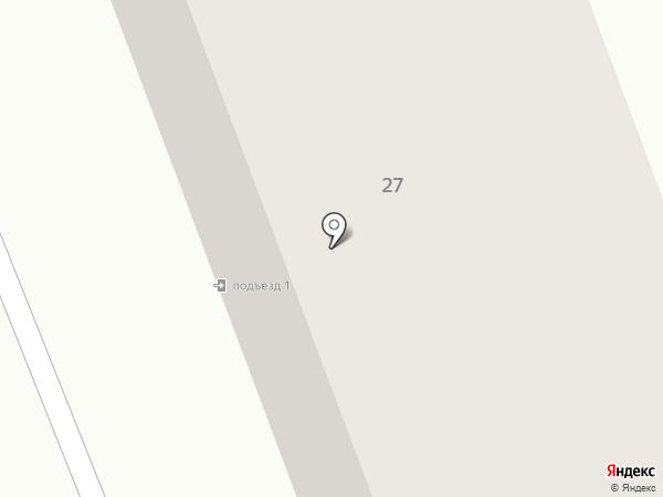 Общежитие на карте Фрязино