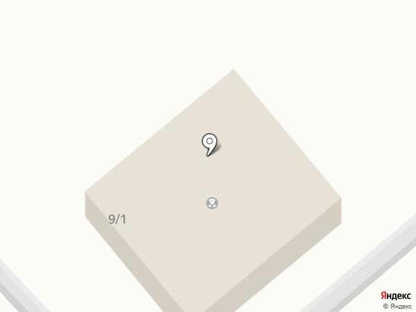 Фрязинская водно-спасательная станция №31 на карте Фрязино