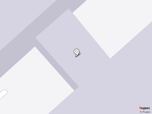 Средняя общеобразовательная школа №6 на карте Железнодорожного