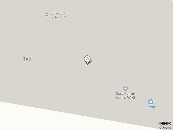 Анталика на карте Геленджика