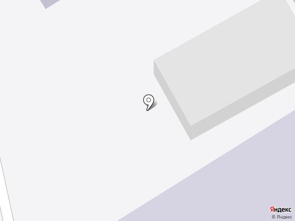 Средняя общеобразовательная школа №8 на карте Геленджика