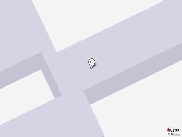 Детский сад №5 на карте Геленджика