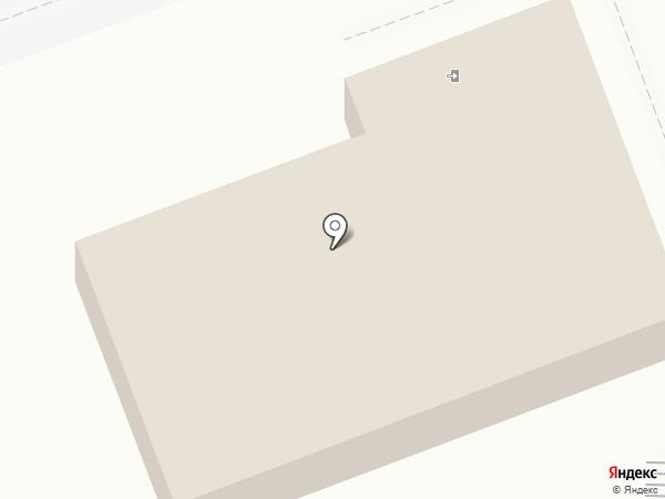 Фрязино-товарная на карте Фрязино