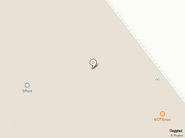 АвтоТранзитСервис на карте Железнодорожного