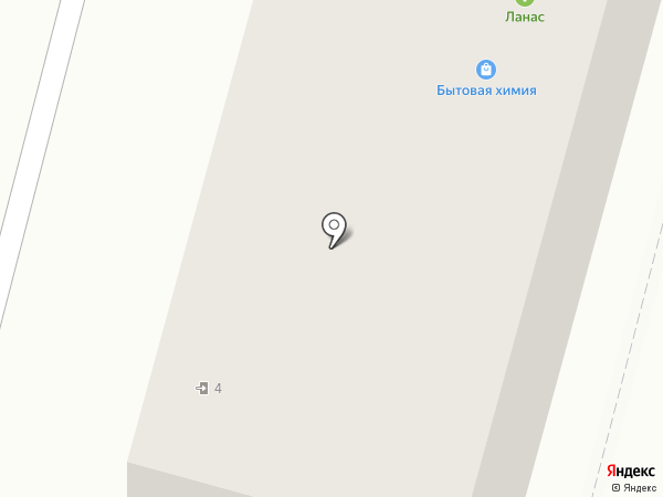 Альфа-маркет на карте Фрязино