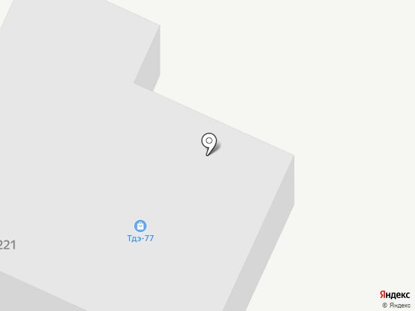 МСД на карте Щёлково