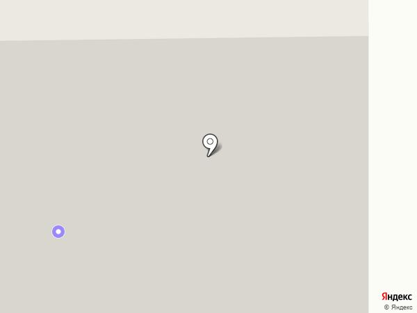 Столичный на карте Балашихи