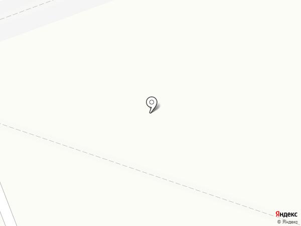 Киоск фастфудной продукции на карте Фрязино