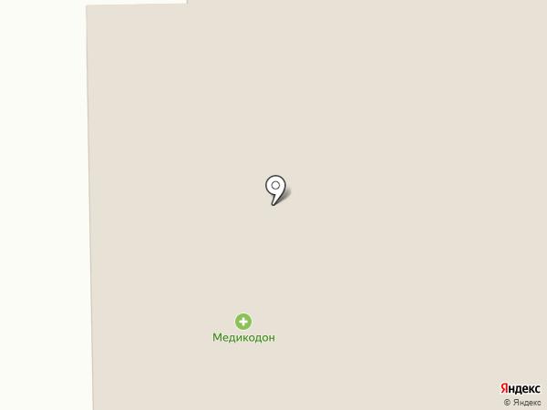 Марія, продовольственный магазин на карте Макеевки