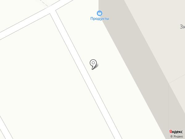 Чайковский на карте Геленджика