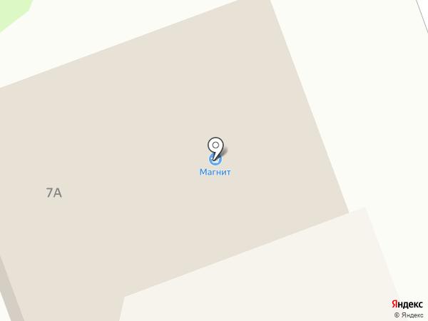 Магнит на карте Фрязино