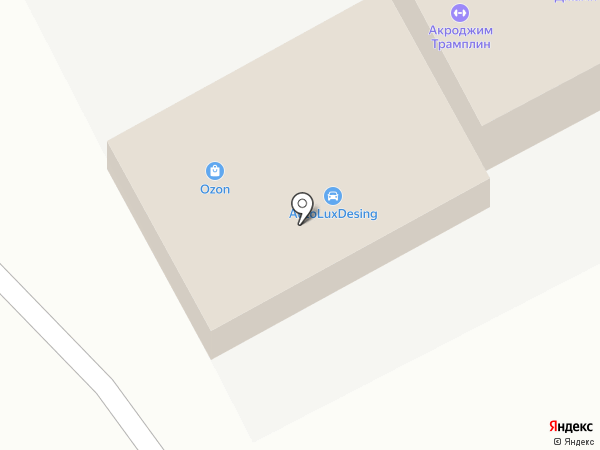 Россич-Юг на карте Геленджика