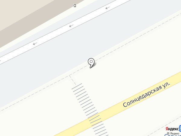 Агрокомплекс на карте Геленджика
