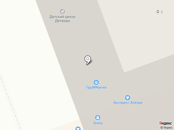 ПиК-97 на карте Фрязино