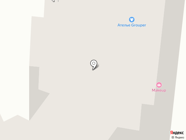 Солнечная Долина на карте Щёлково