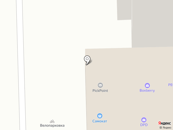 Лия на карте Балашихи