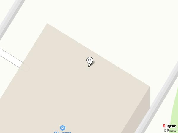 Ривьера Авто на карте Фрязино