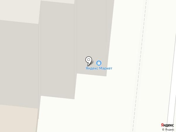 Магазин плитки и обоев на карте Фрязино