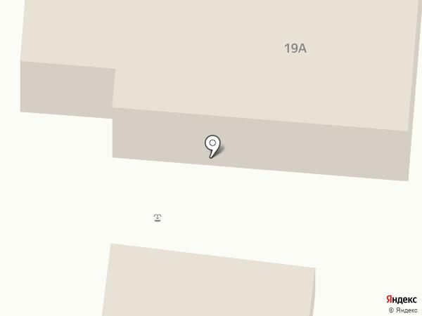 Радуга на карте Удельной