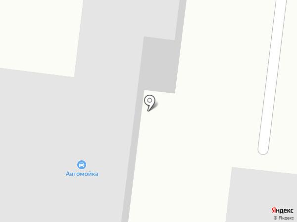 Автомойка на карте Фрязино