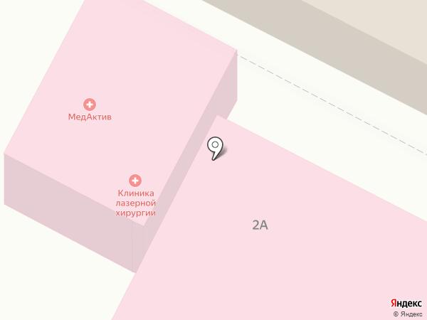 Ремонтная мастерская на карте Удельной