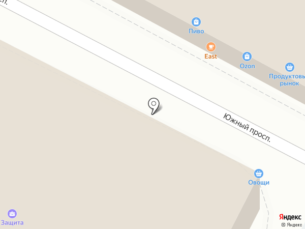 Магазин чая и кофе на карте Удельной