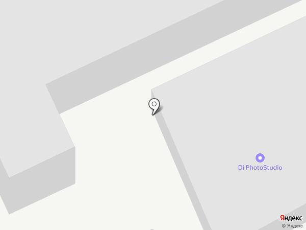 На колёсах на карте Щёлково