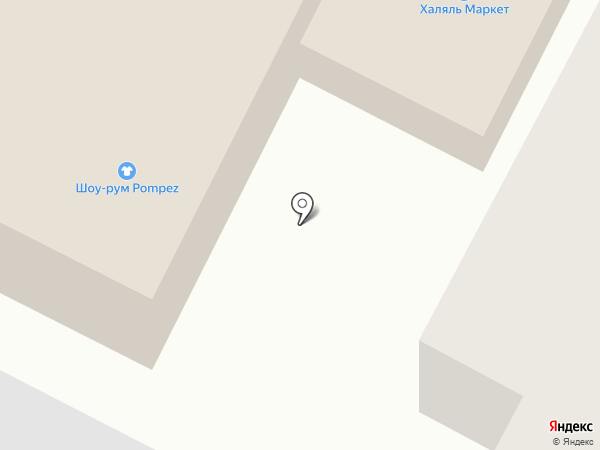 Магазин сумок на карте Удельной