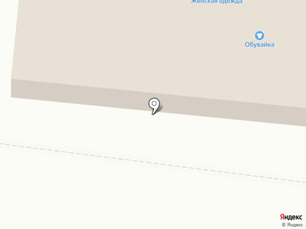 По щучьему веленью на карте Фрязино