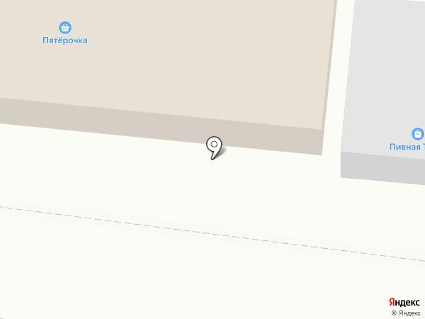 Магазин женской одежды на карте Фрязино