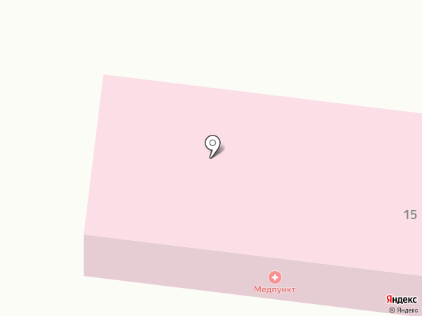 Амбулатория, Центр первичной медико-санитарной помощи №6 на карте Макеевки
